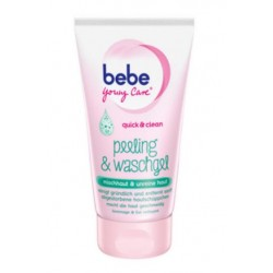 bebe young care: quick & clean, peeling & washgel