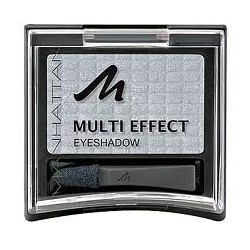 Manhattan Muliteffect Eyeshadow: 101g silver grey