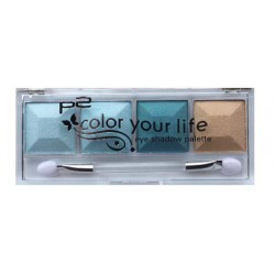 p2 Color your life: Eyeshadow Palette No. 10 (day dream)