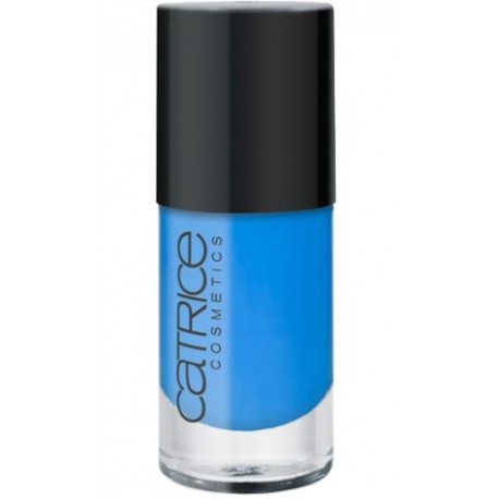 Catrice Ultimate Nail Lacquer: 400 Blue Cara Ciao