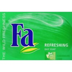 Fa Refreshing Bar Soap, Lime