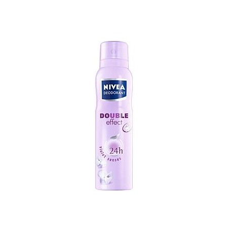 Nivea Deo Spray: Double Effect Violet Senses