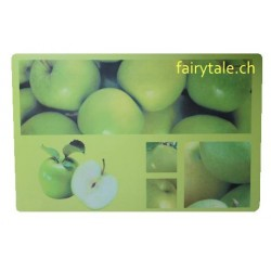 Tischset Green Apple