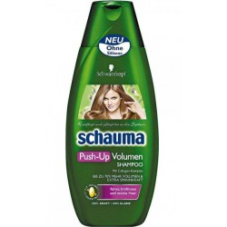 Schauma Shampoo, Push-Up Volumen