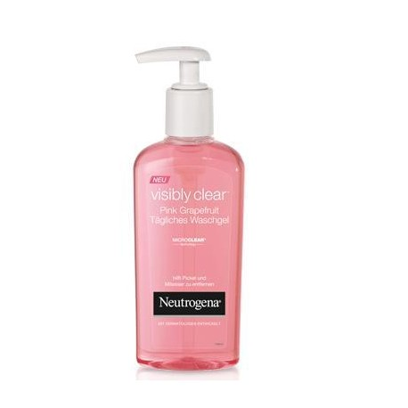 Neutrogena visibly clear, Pink Grapefruit Waschgel