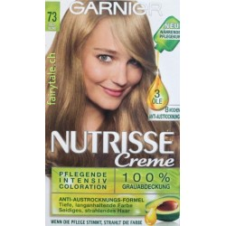 Garnier Nutrisse Creme (Intensiv Coloration), Goldblond, Nr. 73