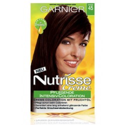 Garnier Nutrisse Creme (Intensiv Coloration), Mahagoni