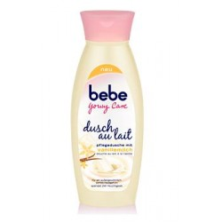 bebe young care: Pflegedusche mit Vanillemilch