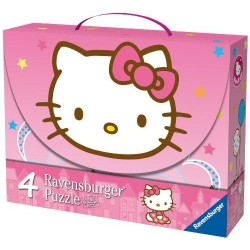Ravensburger Puzzle-Set Helly Kitty