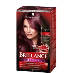 Schwarzkopf Brilliance Luminance, 860 Ultraviolett