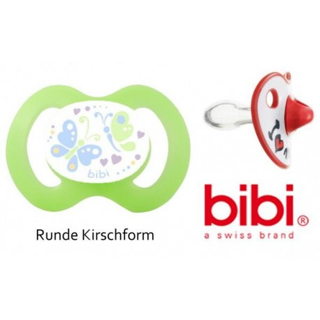 Kirschnuggi Natural Comfort ohne Ring, Newborn: Butterfly